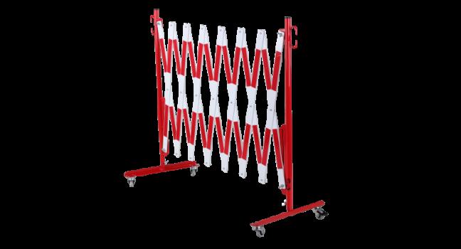 Set de barrière extensible