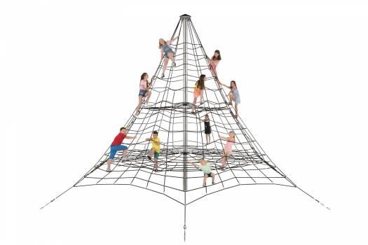 PYRAMIDE DE CORDE 5,50 Mètres