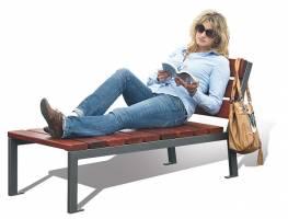 chaise longue SILAOS