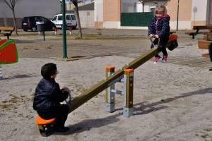 jeux à bascule en bois