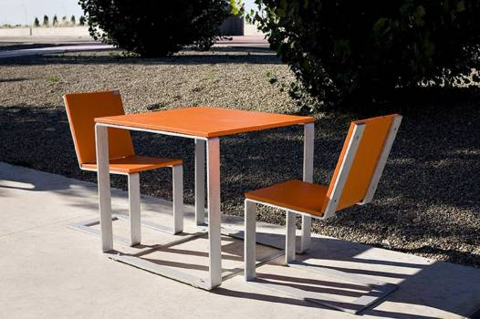 "chaise ""STREET"""