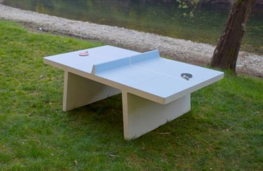"TABLE DE PING PONG ""AMOPLAY"""