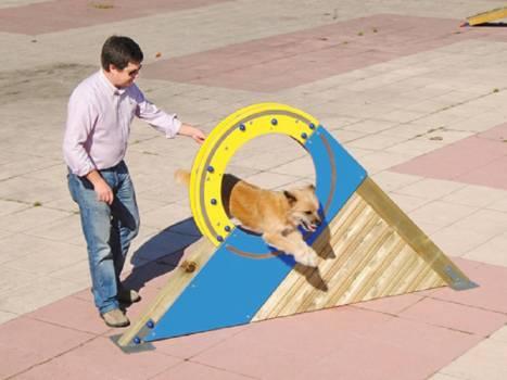 """ATELIER Éduc' Canin """"la roue"""""""